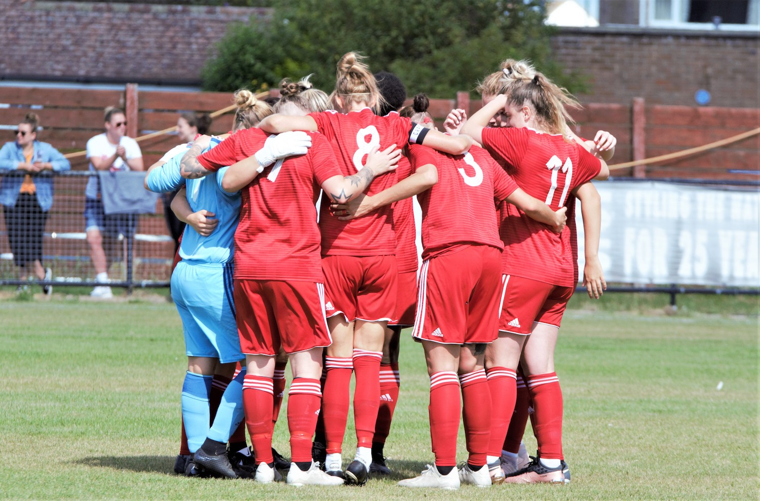 Read the full article - Women can hold their heads high despite defeat in the Cup