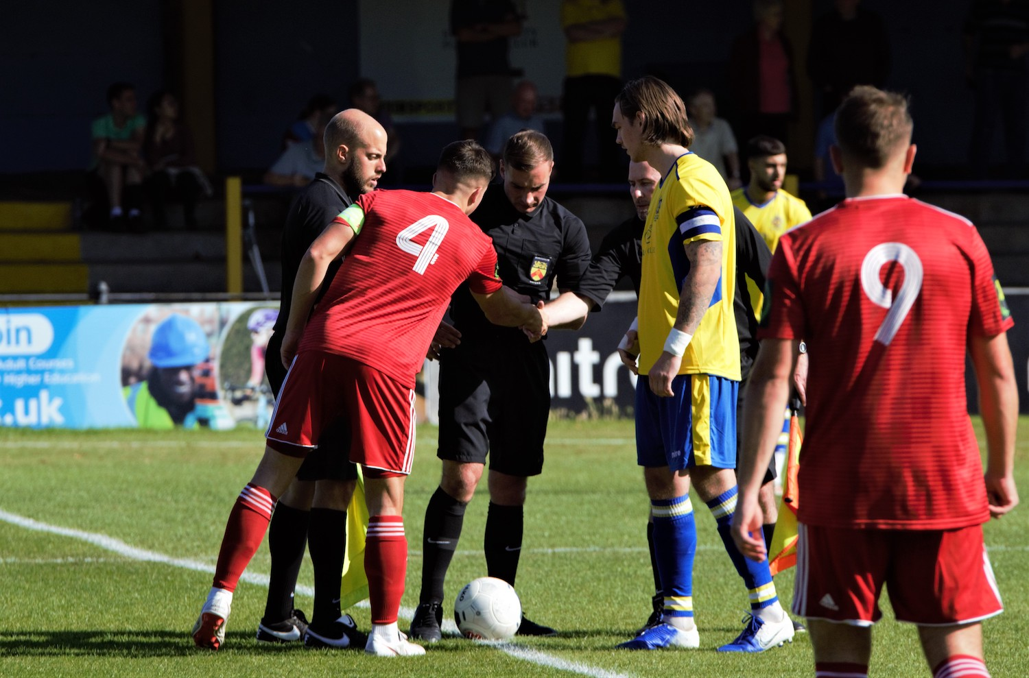 Read the full article - Reds clash with Saints in cup replay for a trip to Weymouth
