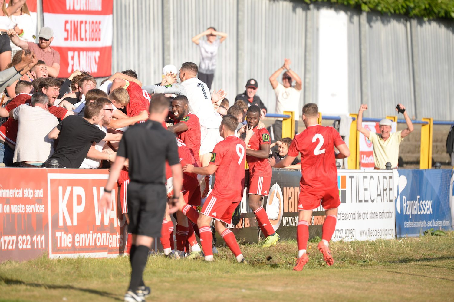 GALLERY   19/20: St Albans City [A] – FA Cup