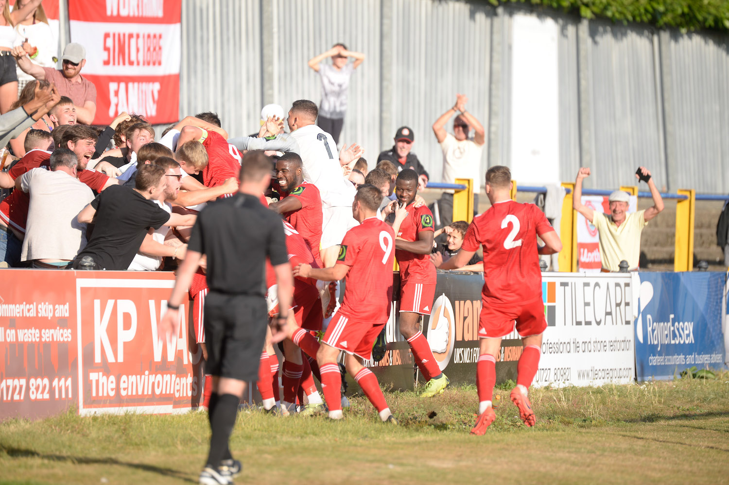 Read the full article - GALLERY | 19/20: St Albans City [A] – FA Cup
