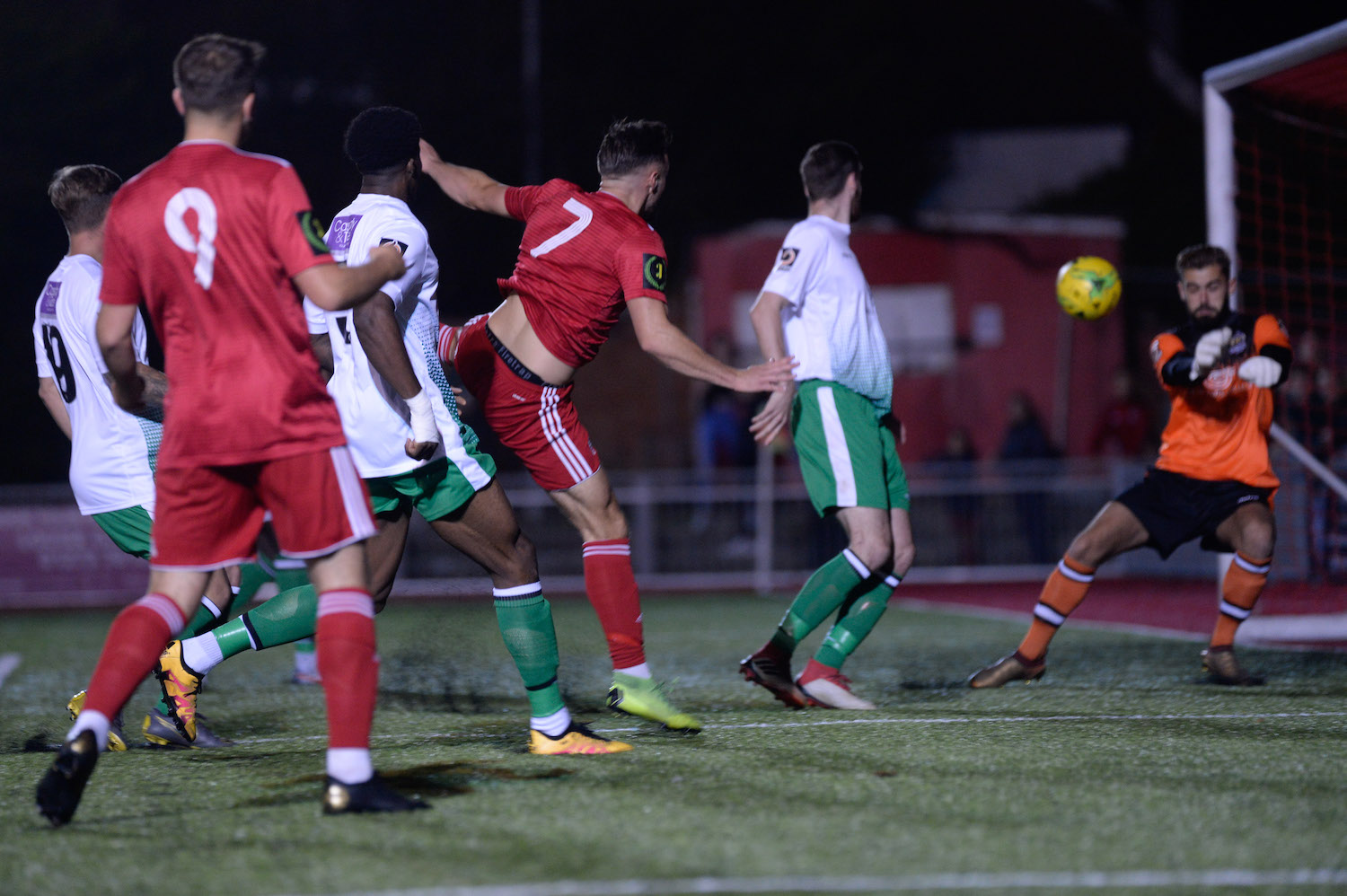 Read the full article - HIGHLIGHTS | 19/20: St. Albans City [H] – FA Cup