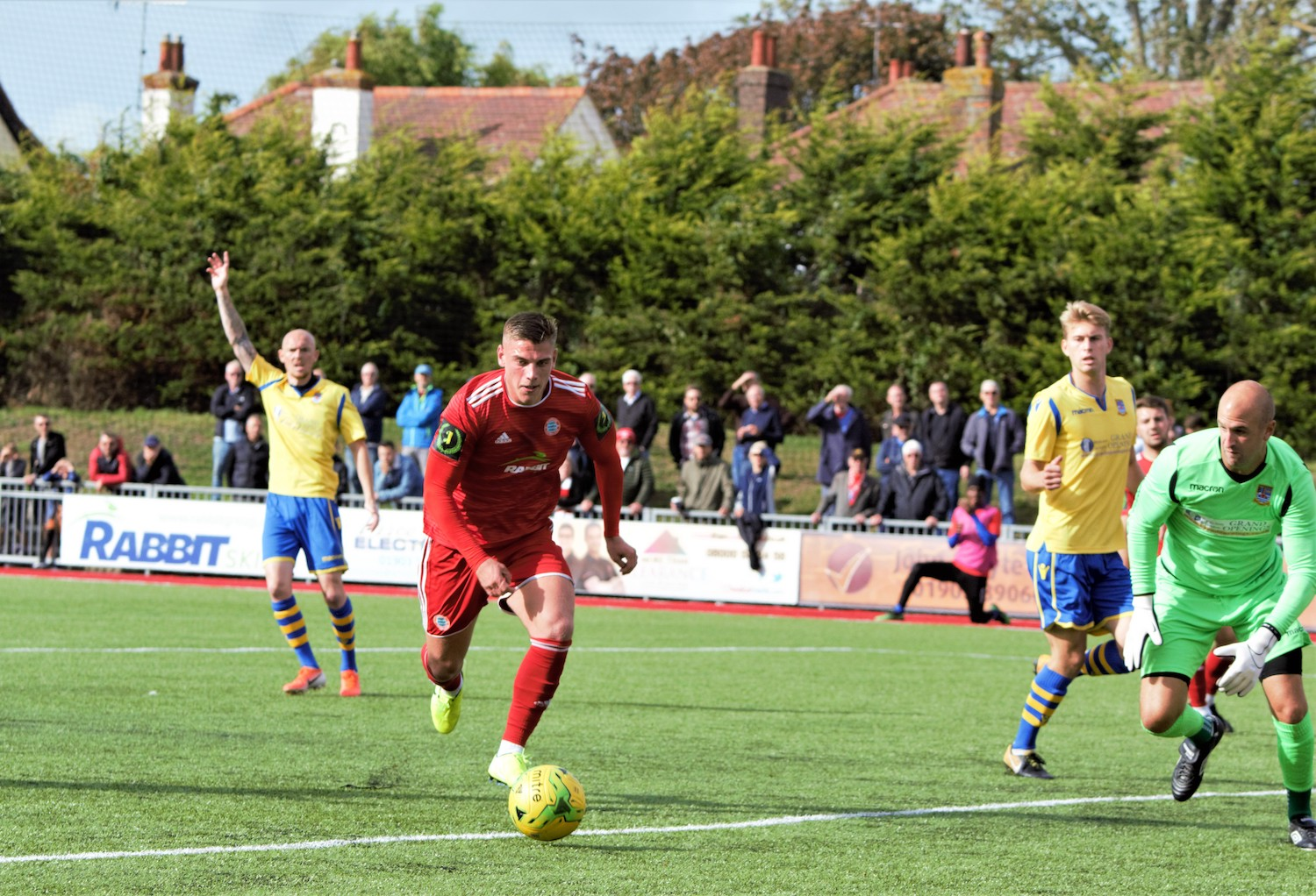 Read the full article - HIGHLIGHTS | 19/20: Kingstonian [H] – League
