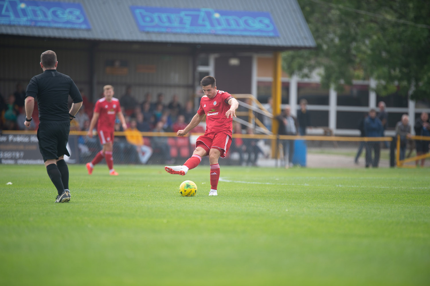 Read the full article - Reds travel to Moatside for second game in four days