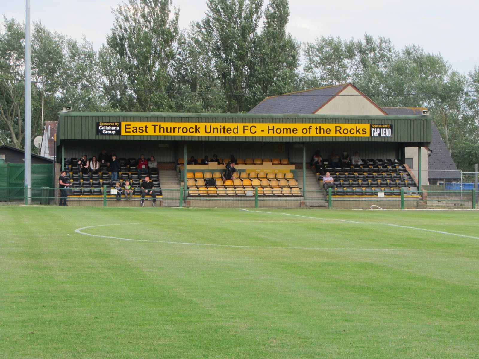 Read the full article - FIVE FACTS | East Thurrock United