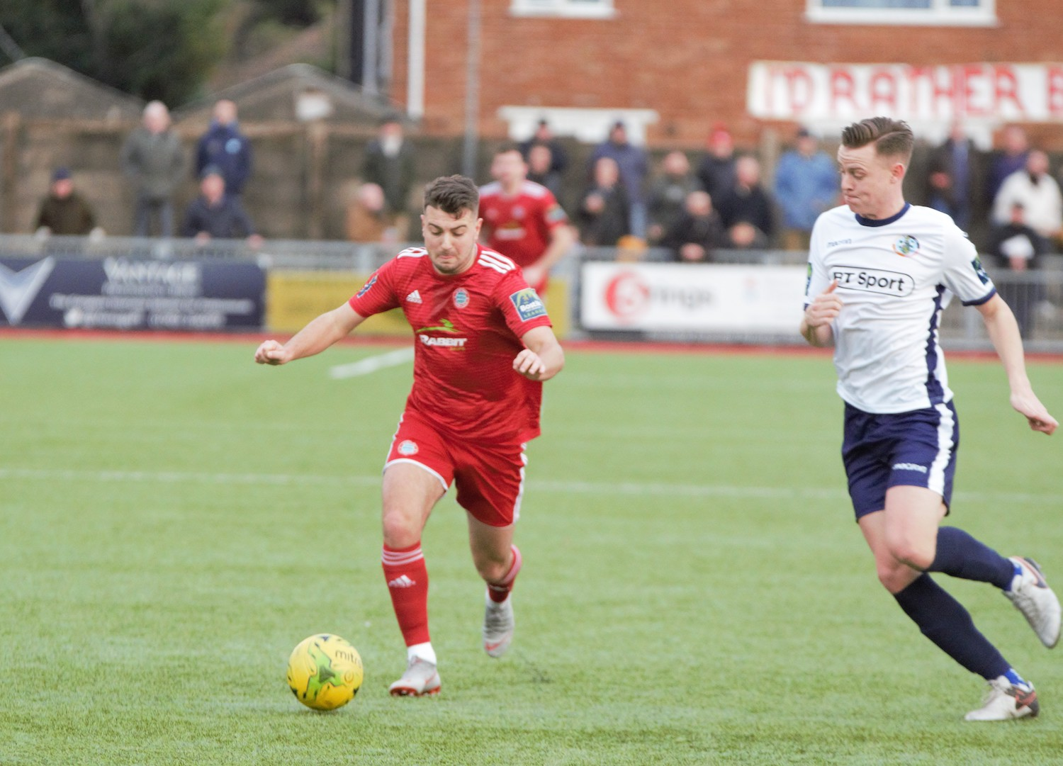 Read the full article - Reds host Casuals at Woodside