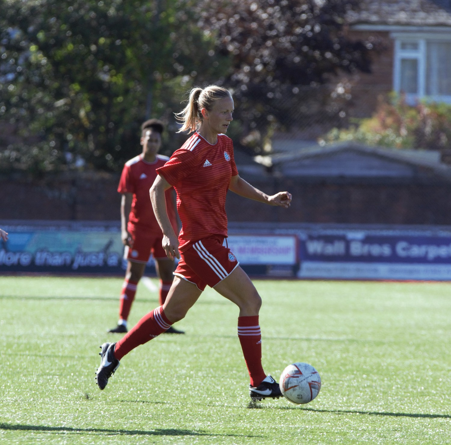 Read the full article - Women make it a magnificent seven and move top of the league