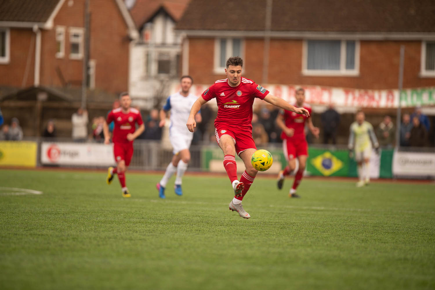 Read the full article - Reds host point-to-prove Enfield at Woodside
