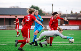 Worthing bow out the cup to higher league Billericay