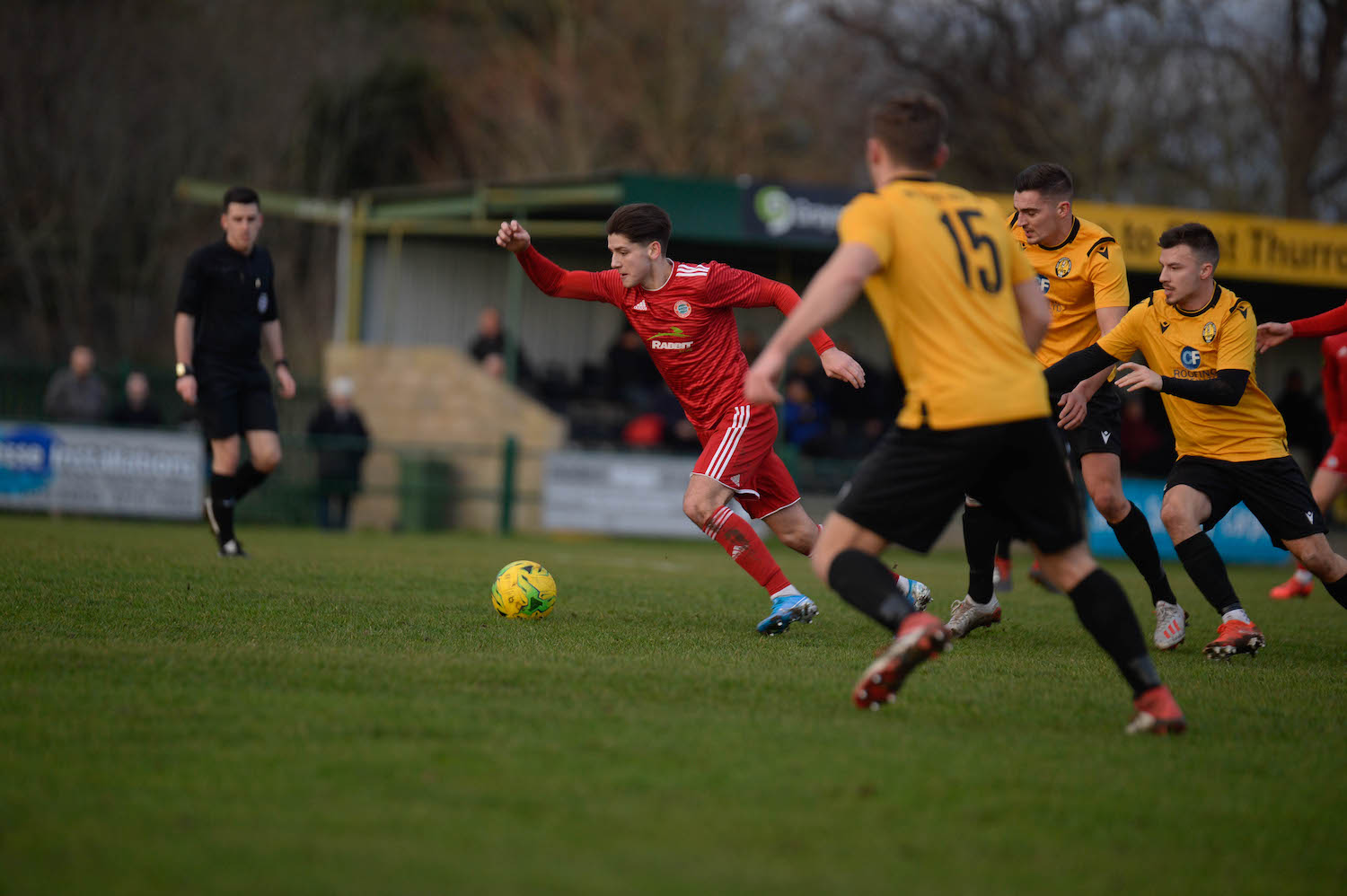 Read the full article - Reds grind out well-Earnt draw at Rookery Hill