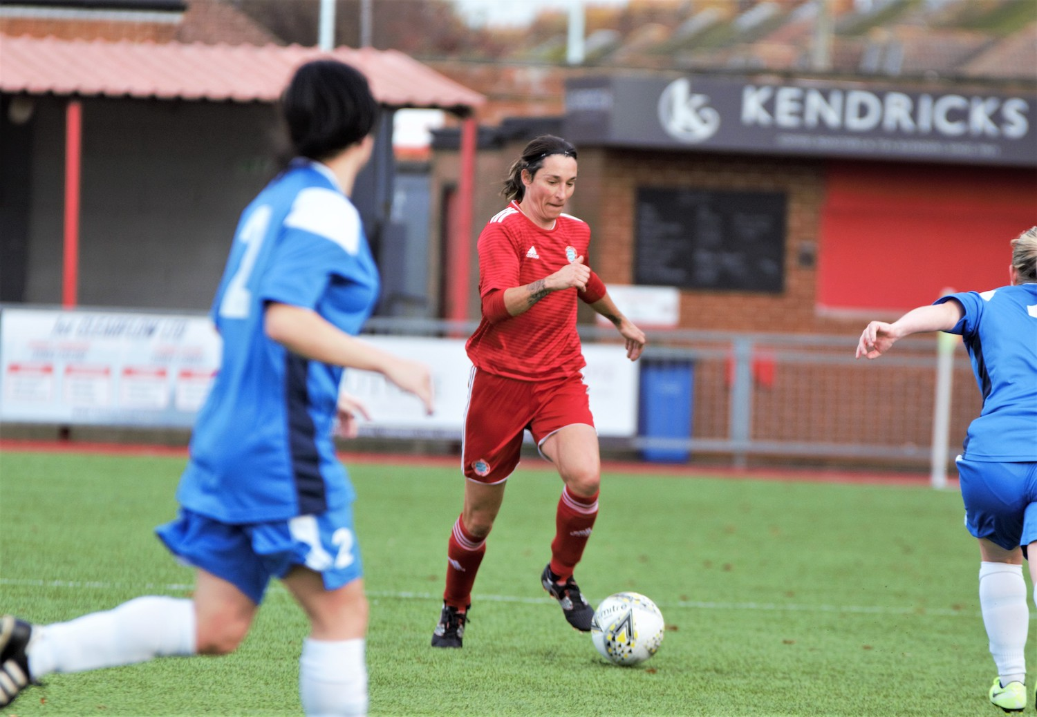 Read the full article - Reds return to winning ways to make it nine straight league victories