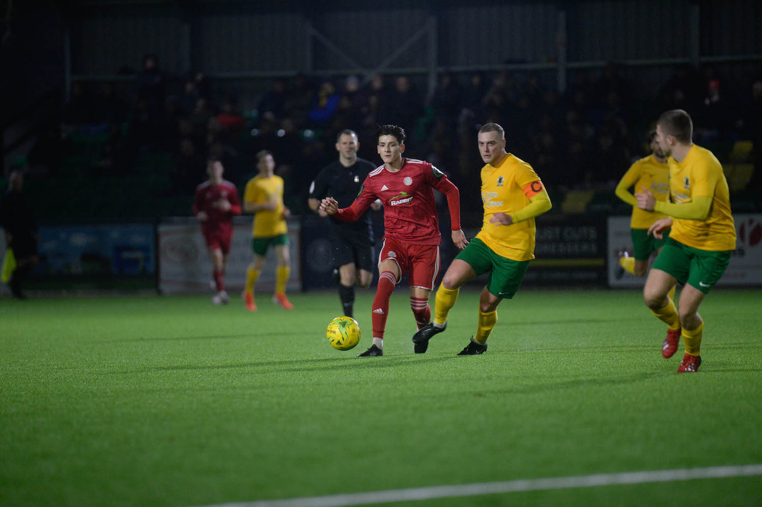 Read the full article - Worthing vs Bowers & Pitsea, 10/10/2020