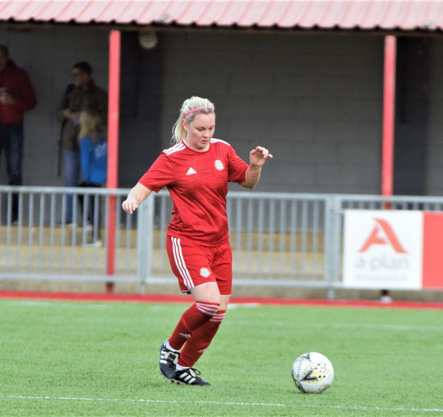 Read the full article - Reds Breeze Past Bexhill To Reach Semi-Finals