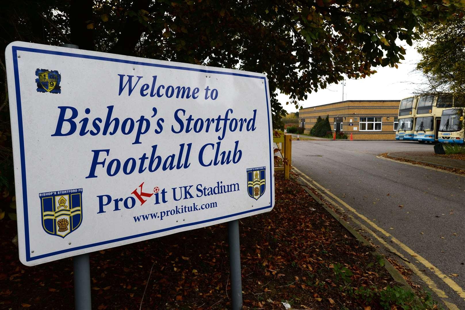 Read the full article - BISHOP'S STORTFORD TIE POSTPONED