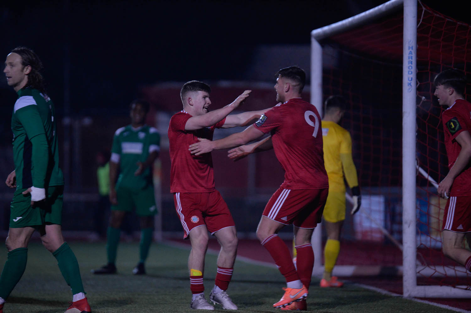 Read the full article - Dominant Worthing March On In League Cup