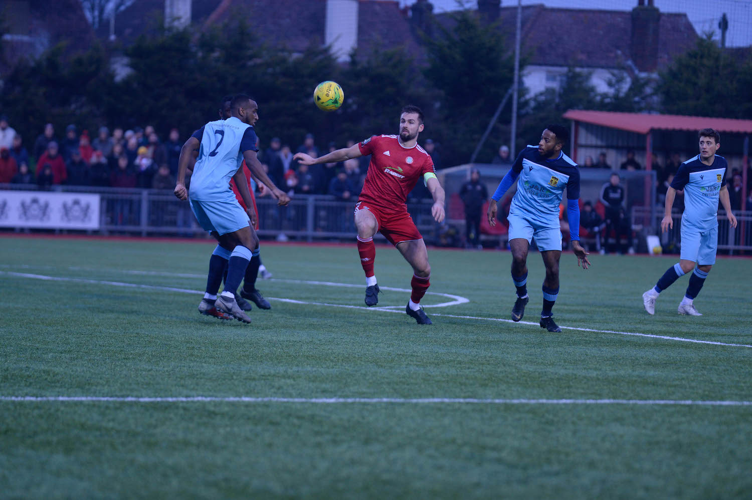 Read the full article - GALLERY | 19/20: Cheshunt [H] – League