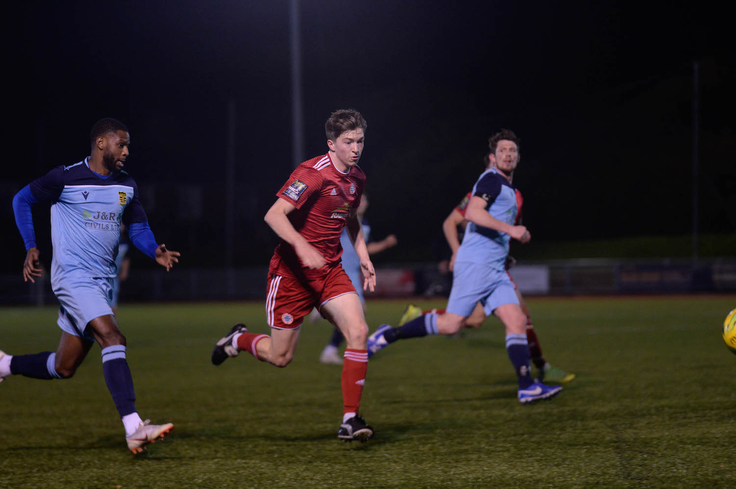 Read the full article - Ambers End Worthing's Cup Run