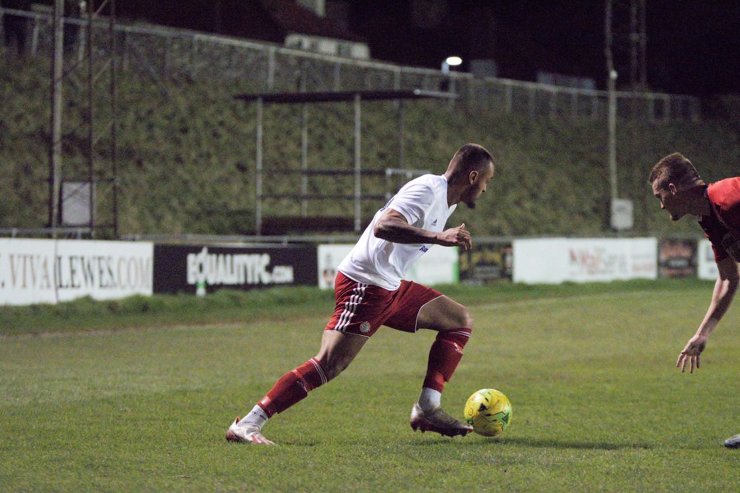 Read the full article - Reds Back In Title Hunte