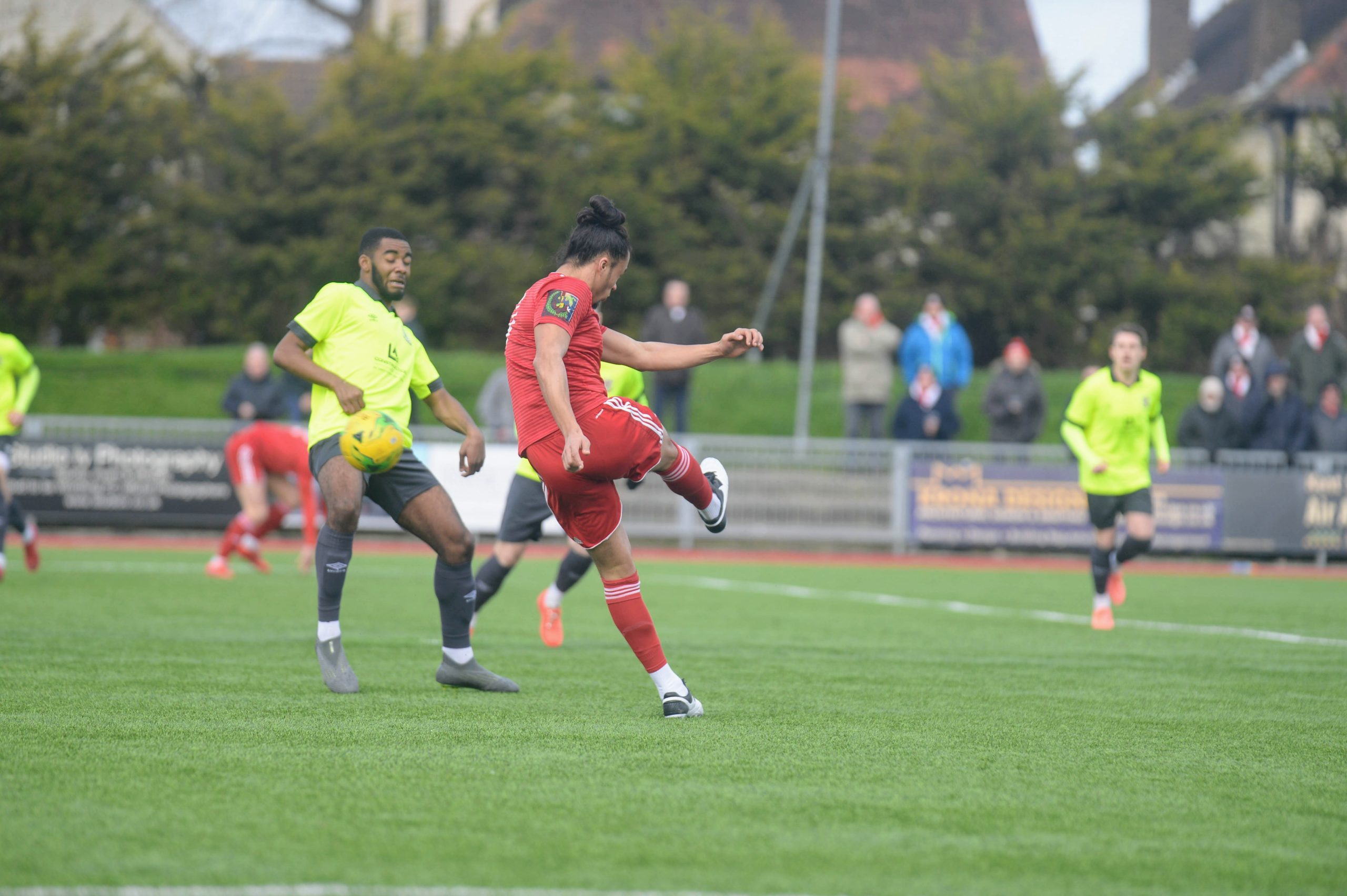 Read the full article - Worthing frustrated by the Scholars
