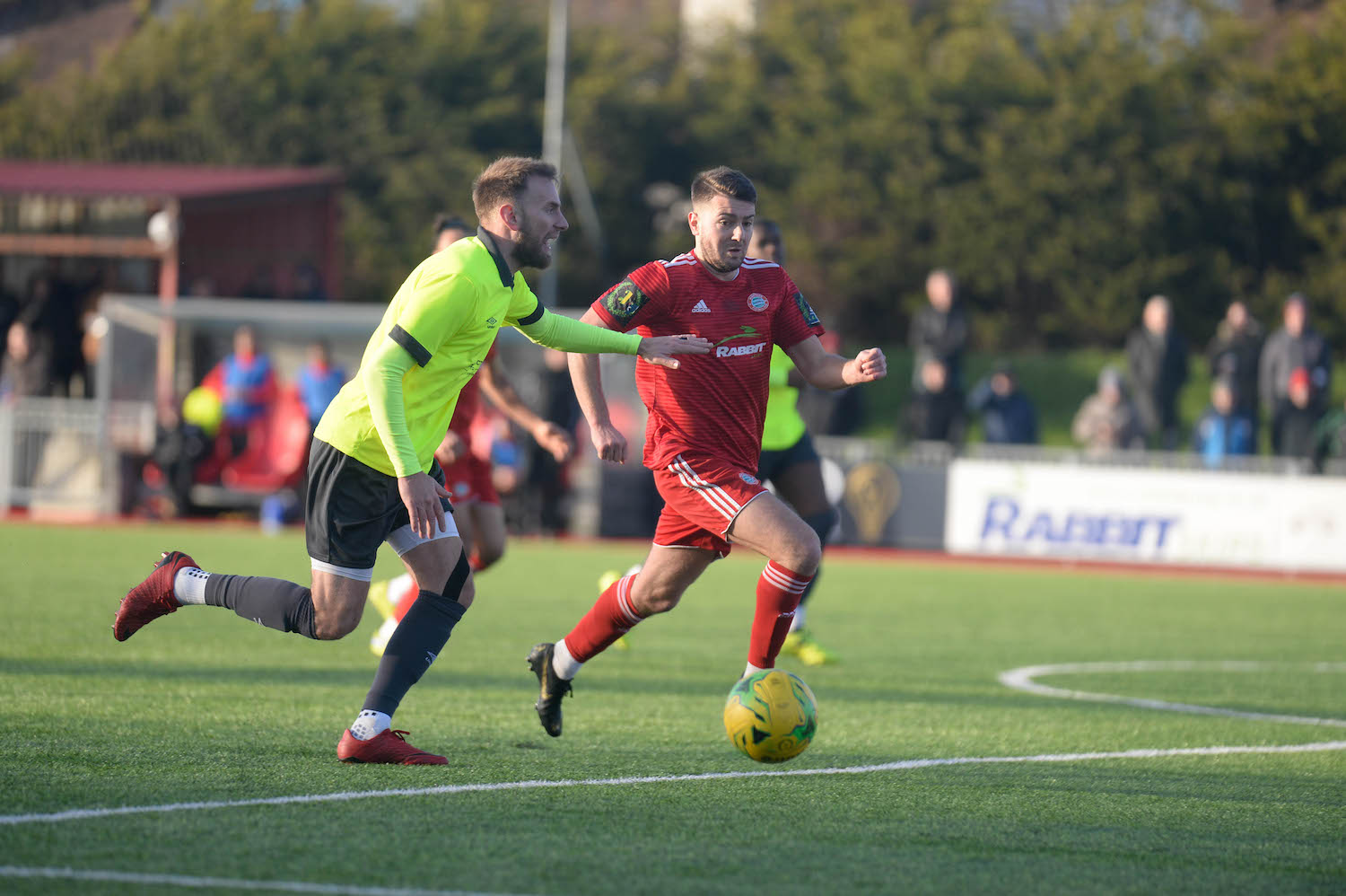 Read the full article - Potters Bar Town vs Worthing, 27/10/2020.