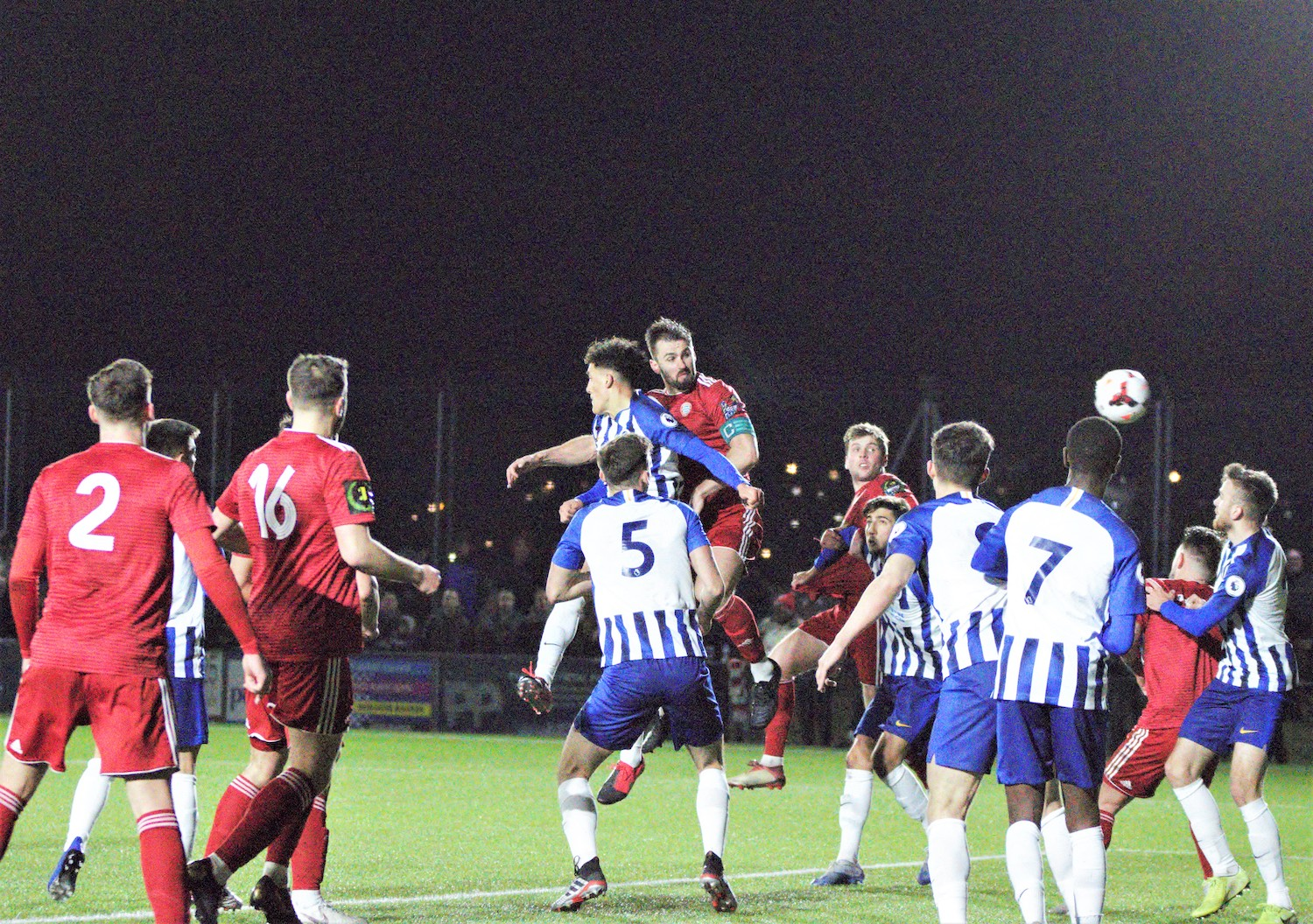 Read the full article - HIGHLIGHTS | 19/20: Brighton & Hove Albion [N] – Cup