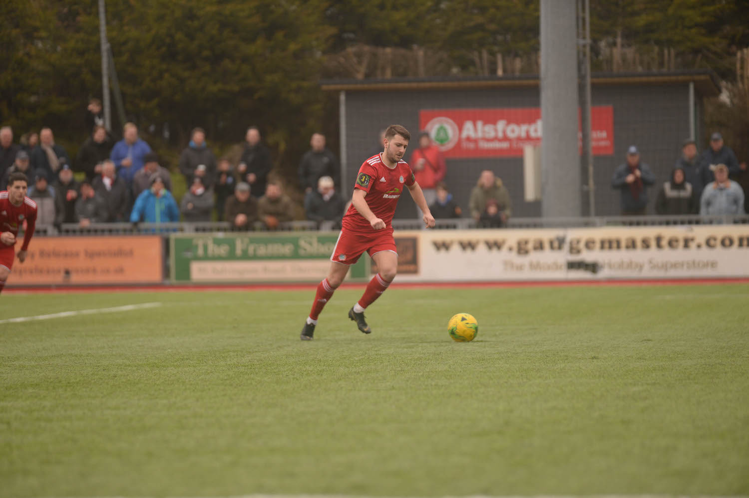 Read the full article - Worthing Cruise To Victory In Six Goal Thriller