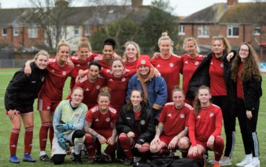 Reds produce a five-star showing to clinch promotion