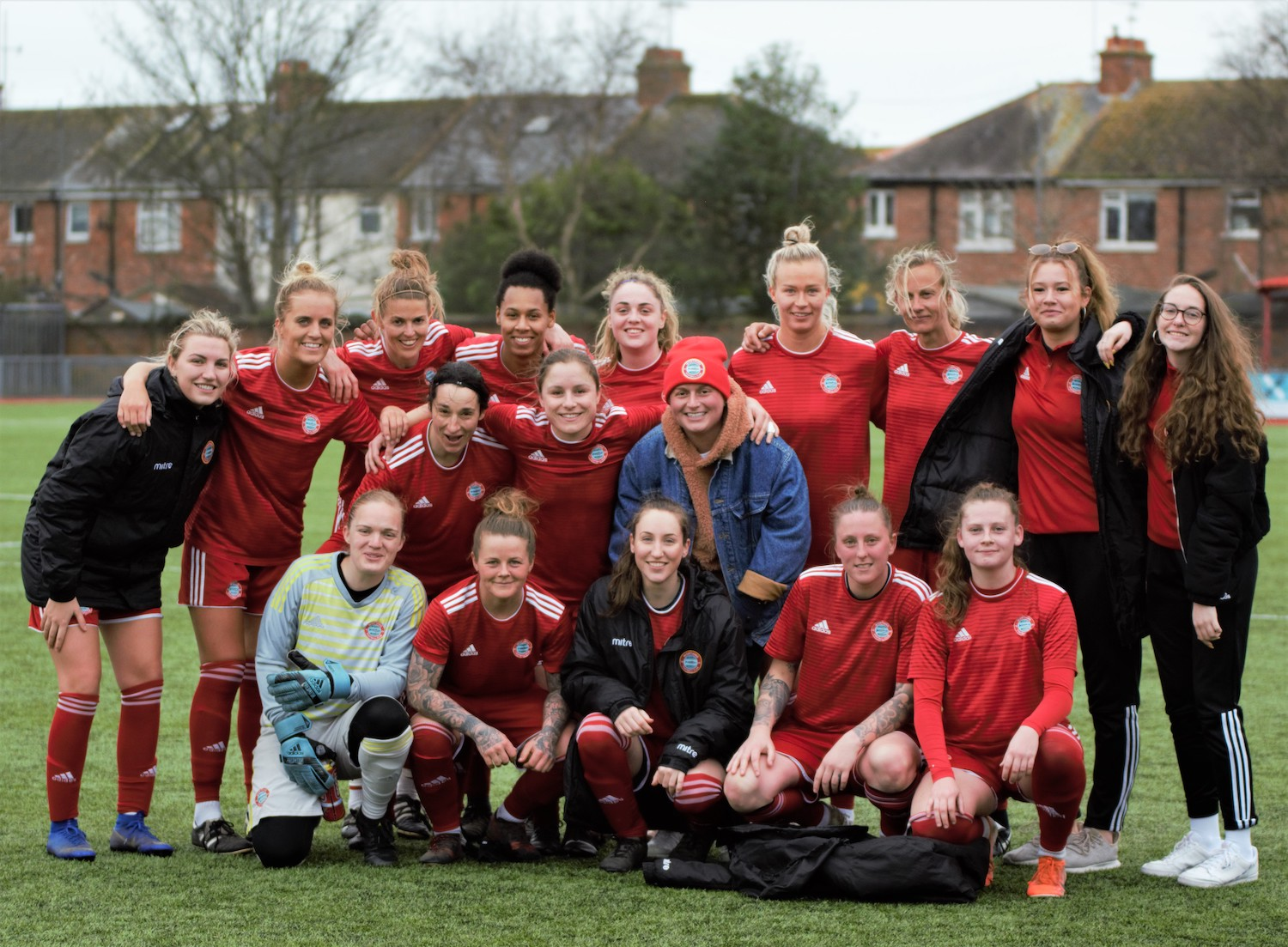 Read the full article - Reds produce a five-star showing to clinch promotion