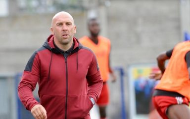 Worthing manager fixes sights firmly on the future