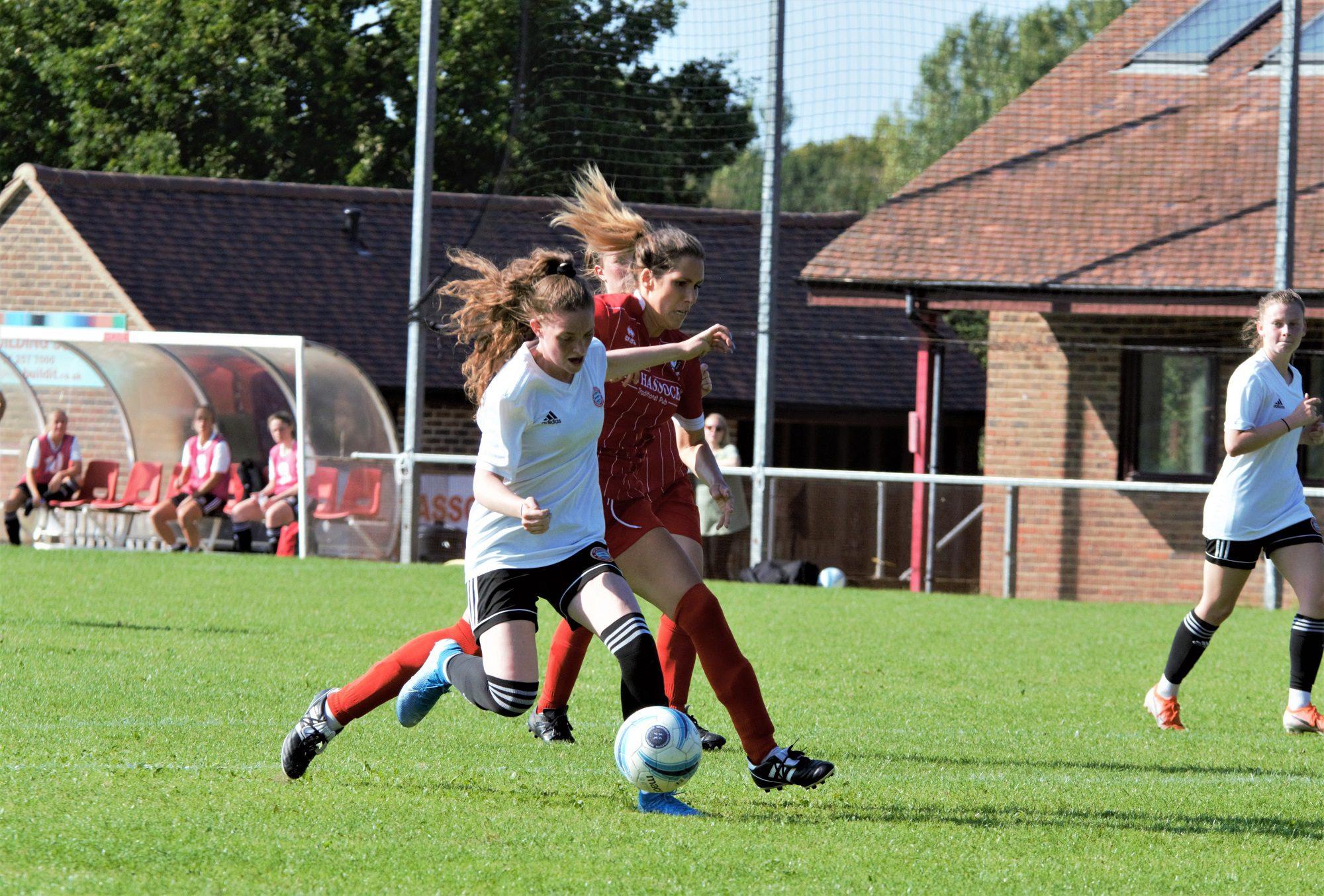 Read the full article - Relentless Reds put ten past Hassocks