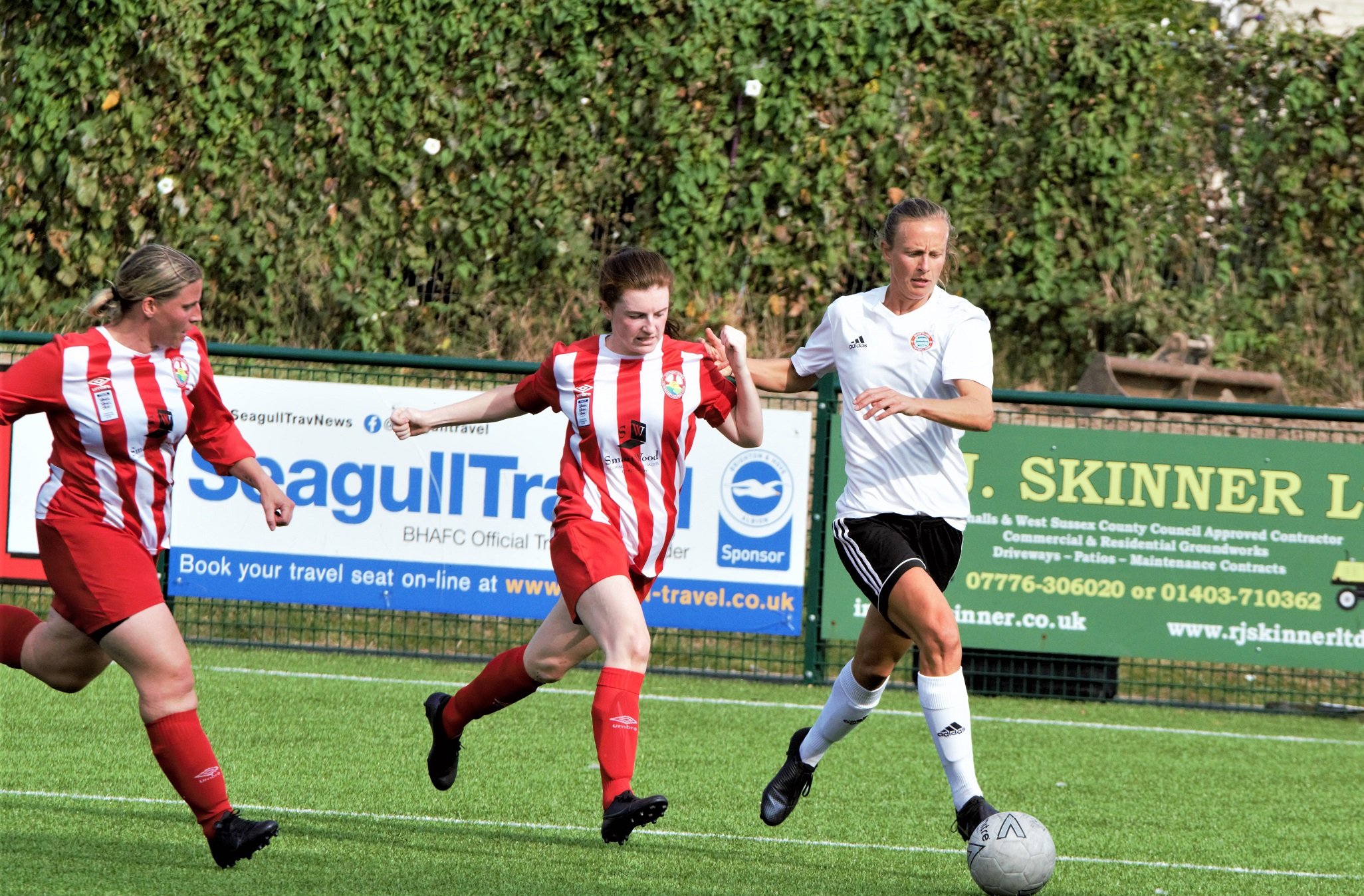 Read the full article - Reds hit eight to sink Steyning in FA Cup rout