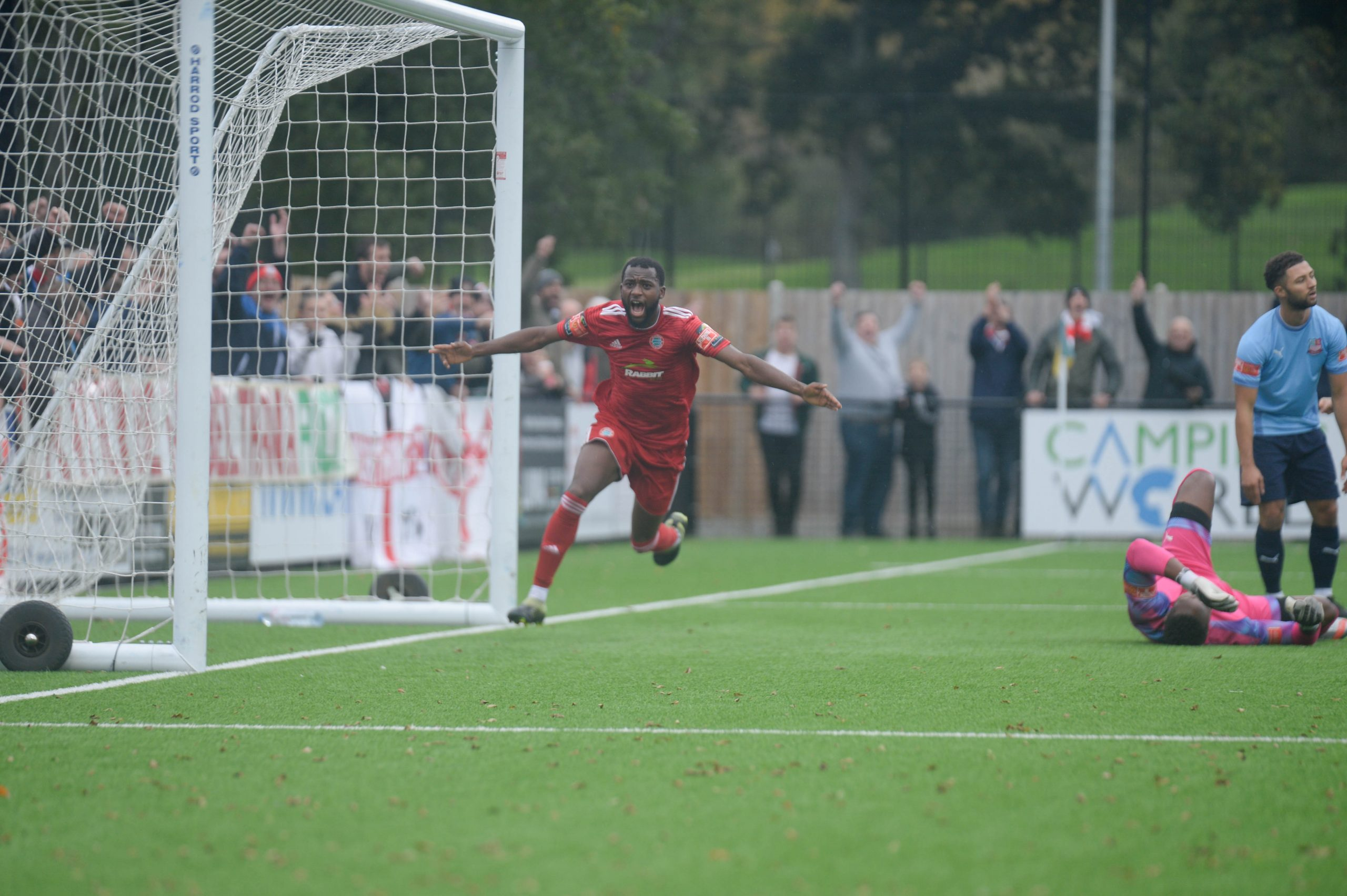 Read the full article - Super Sub Diallo fires Worthing top