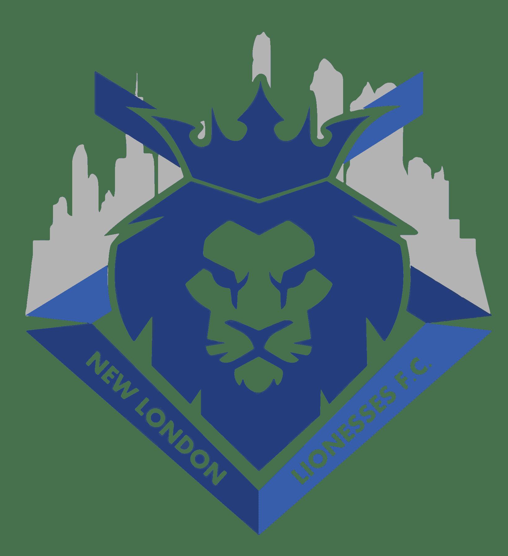 New London Lionesses Logo