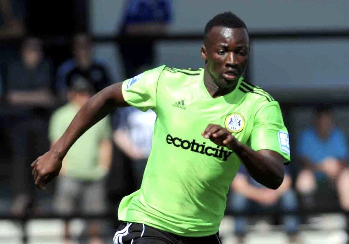Read the full article - KOROMA SIGNS FOR WORTHING