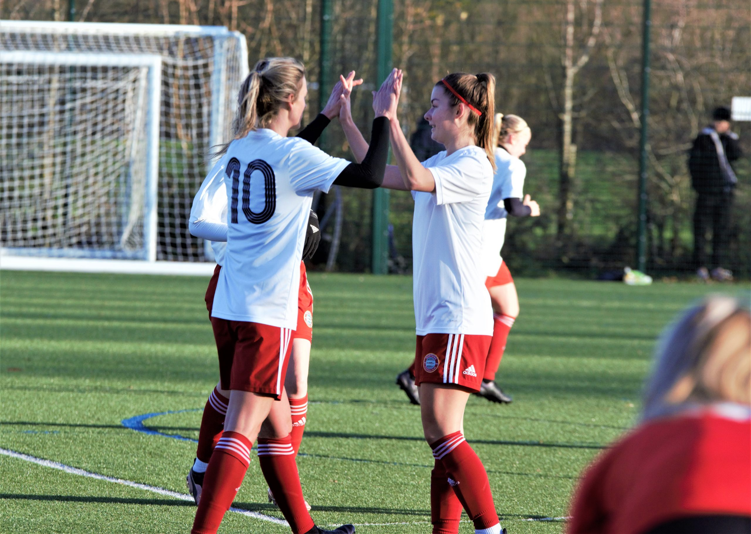 Read the full article - Reds round off year with victory over Rookettes