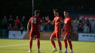Read the full article - Baffins Milton Rovers vs Worthing, 20/07/21.