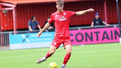 Read the full article - Worthing vs Welling United, 27/07/21