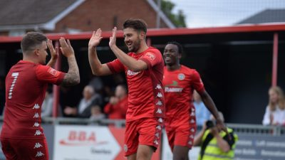 Read the full article - Gallery: Welling United Friendly