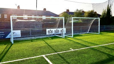 Read the full article - 9-A-SIDE GOALS FOR SALE