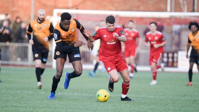 Read the full article - Preview: Cray Wanderers vs Worthing