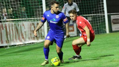 Read the full article - On the Whistle Report: Leatherhead 0-4 Worthing