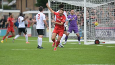 Read the full article - Report: Reds And Rooks Serve Up Derby Day Ding-Dong