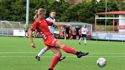 Read the full article - Report: Hat-Trick Hero Worsfold's A Real Gem